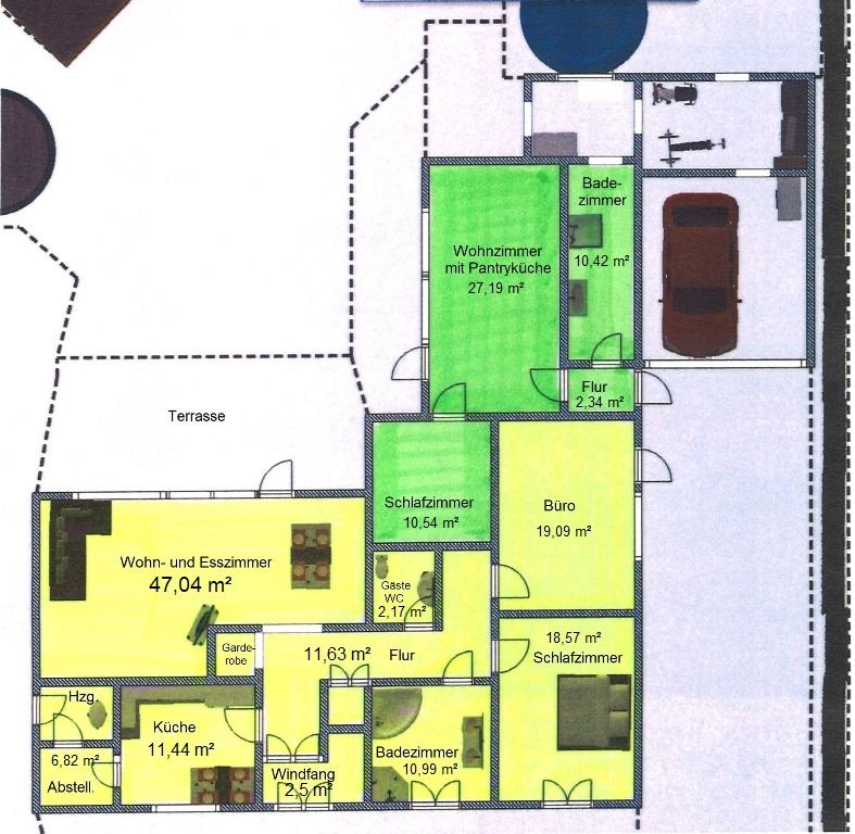 Grundriss Erdgeschoss_mit Flächen
