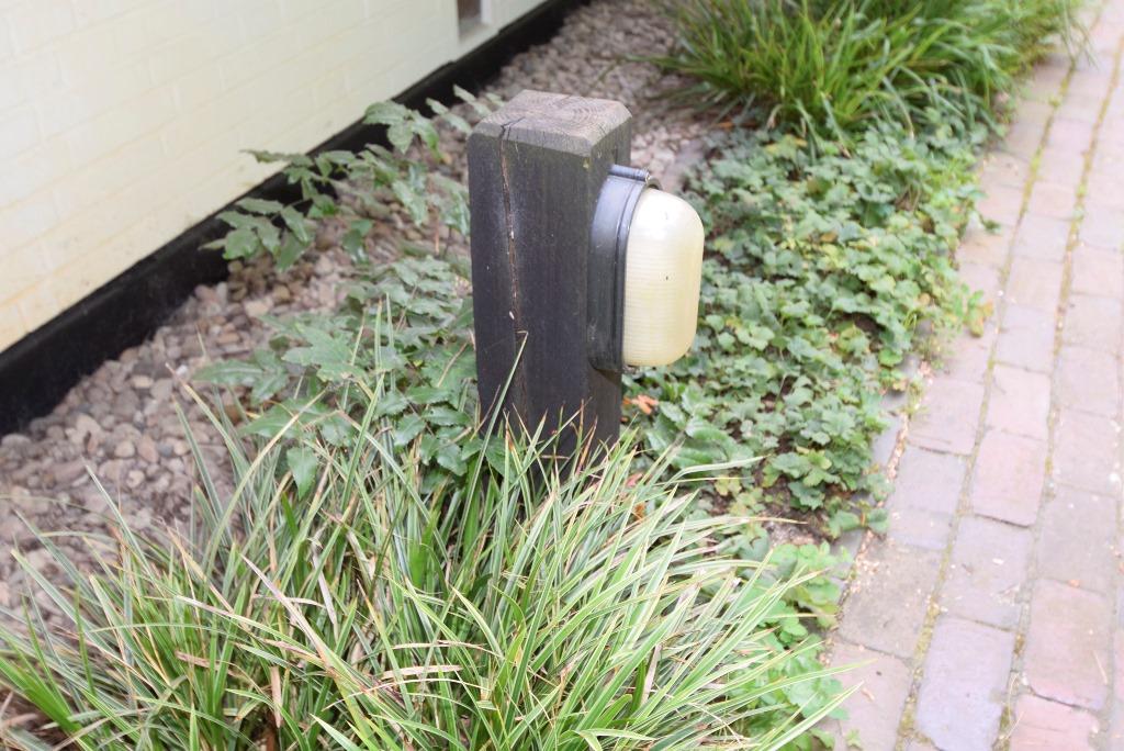 Licht- und Stromsystem im gesamten Garten