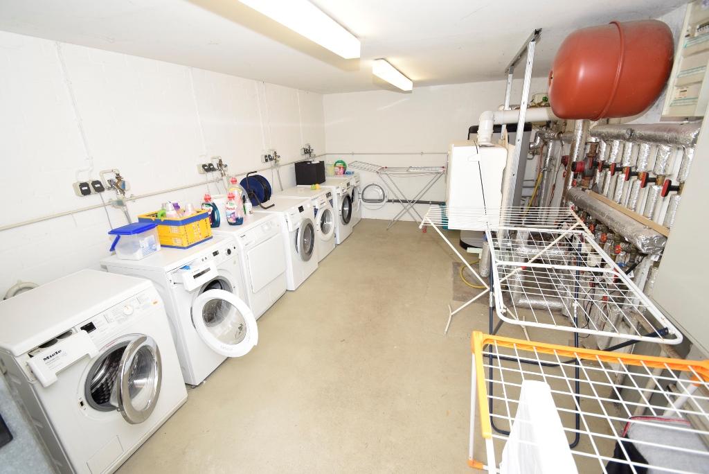 Gemeinschaftlicher Waschkeller