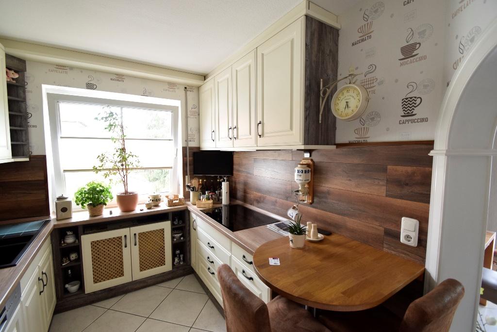15 Gemütliche Sitzecke in der Küche