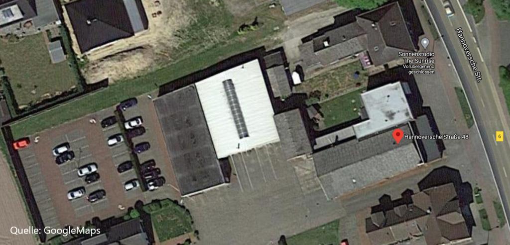 Google Luftfoto
