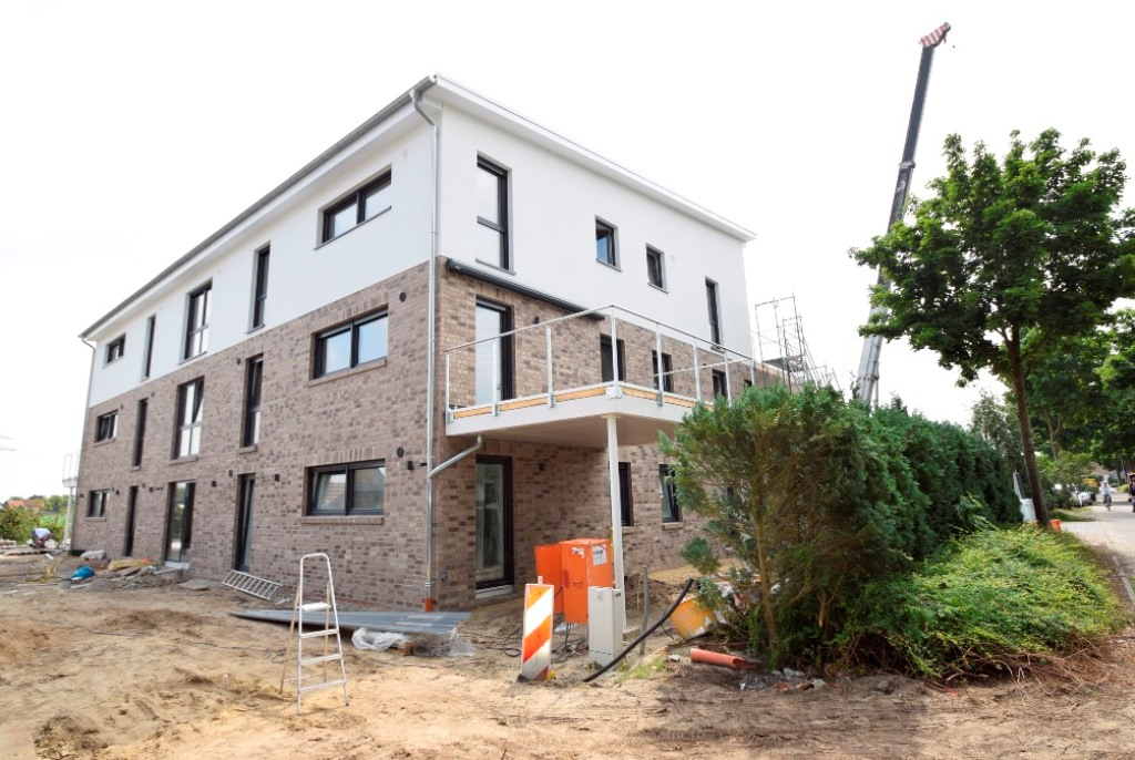 Baufortschritt 24.06.2021