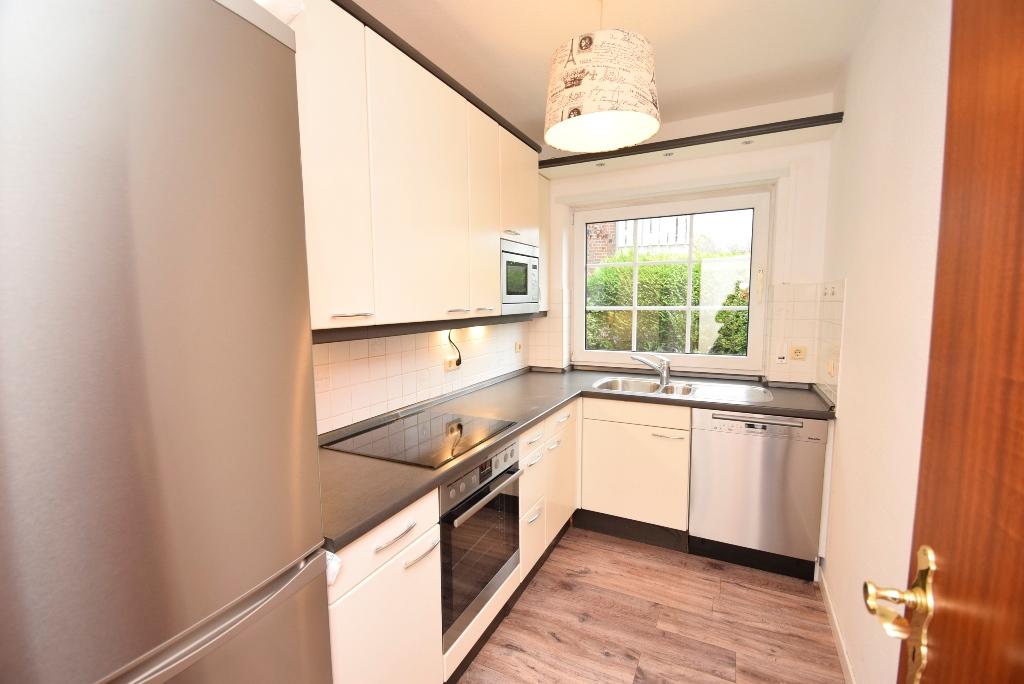 4. Blick in die Küche