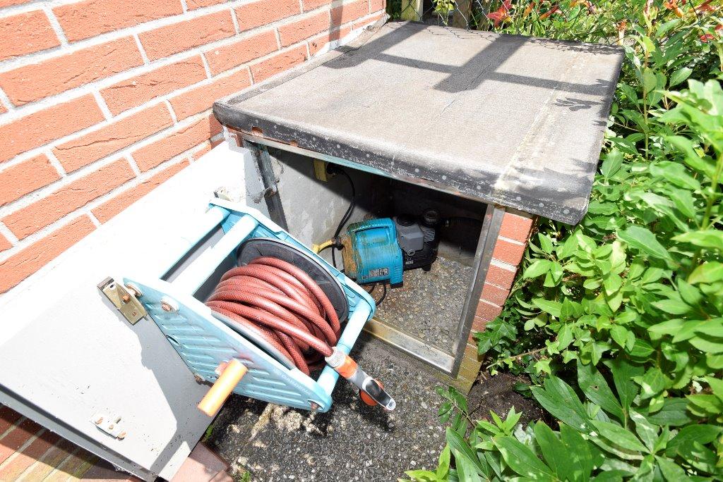 Gartenbewässerung über eine Grundwasserpumpe möglich