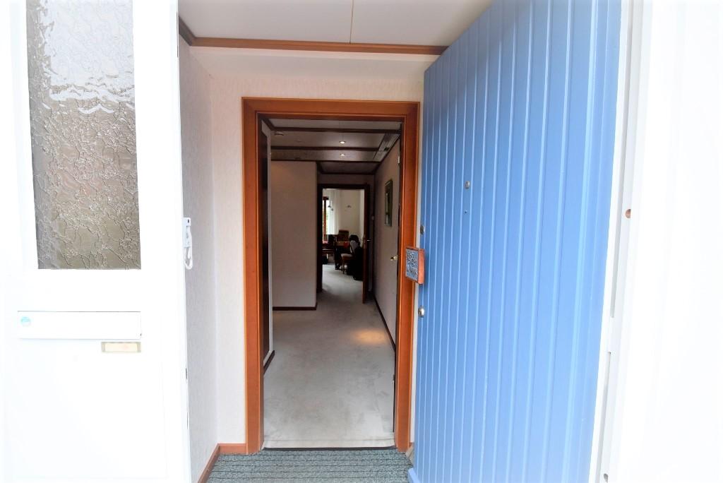 Eingangsbereich, Blick in den Flur