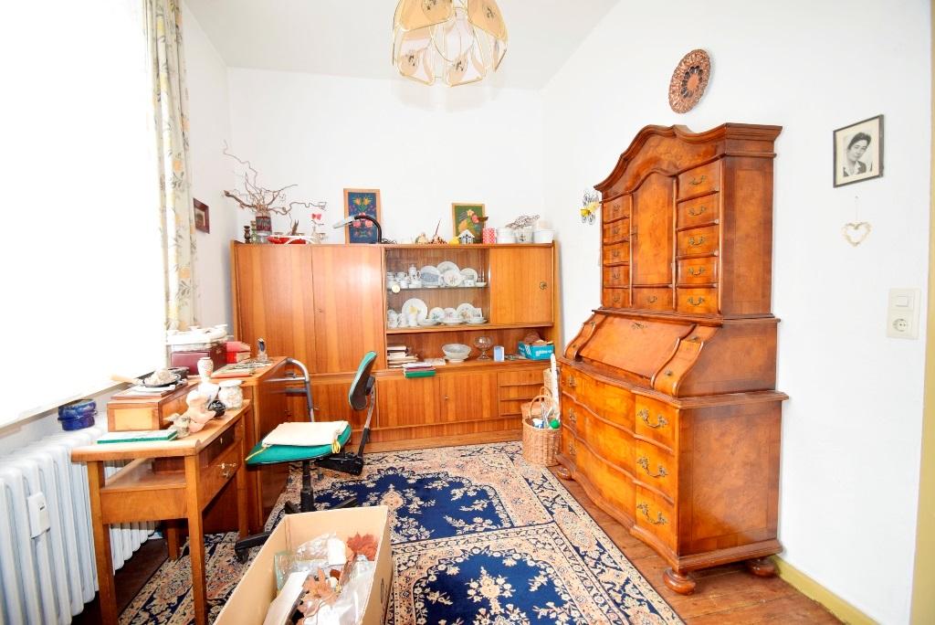 Malzimmer hinter dem Schlafzimmer
