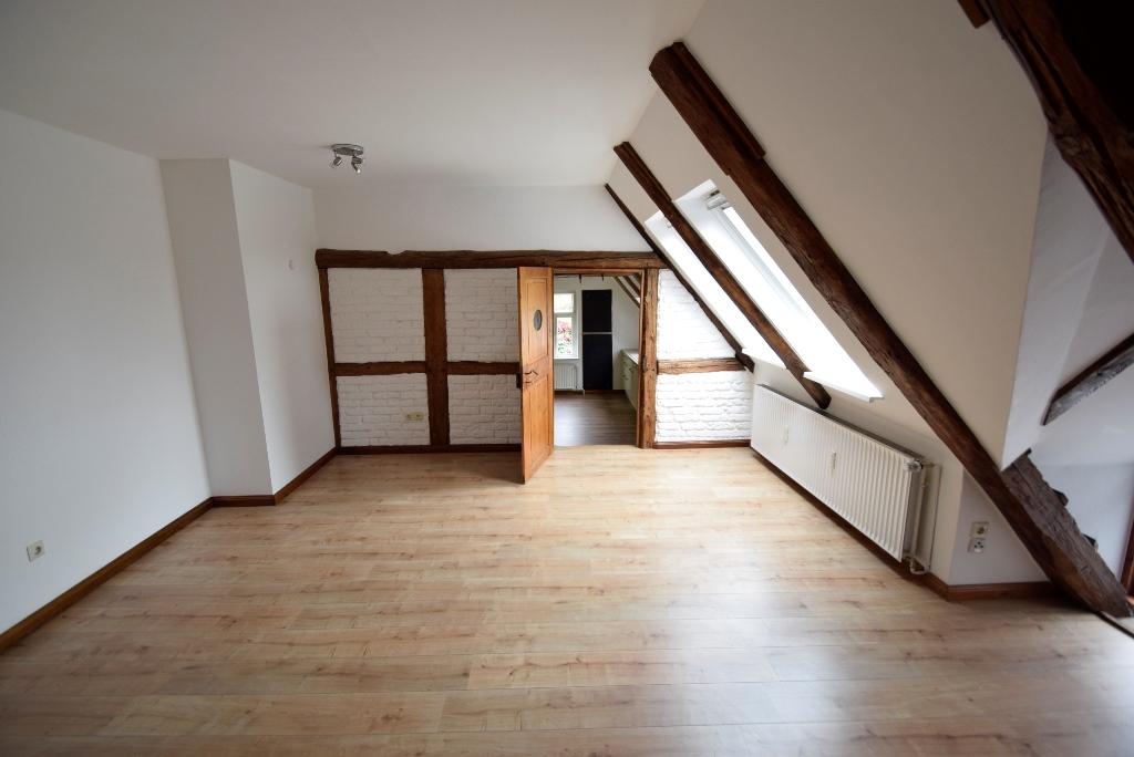Die Wohnung bietet Ihnen zahlreiche Stellmöglichkeiten für Ihre Möbel