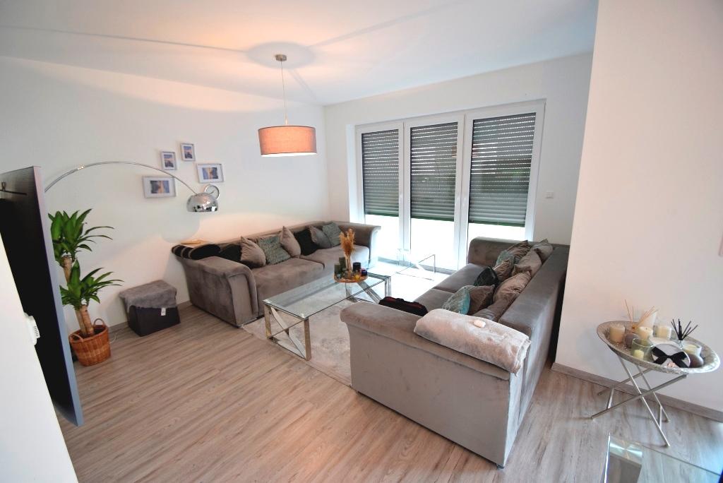 Hier können Sie Ihre Couchgarnitur wunderbar stellen