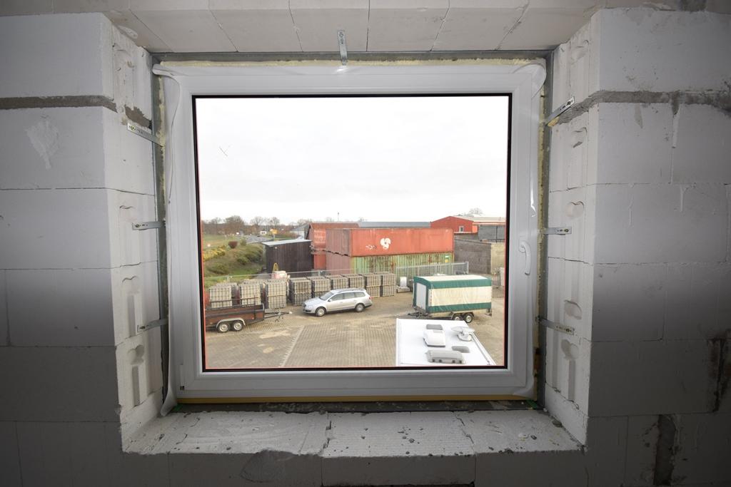 Neue Isolierfenster mit Wärmedämmsystem