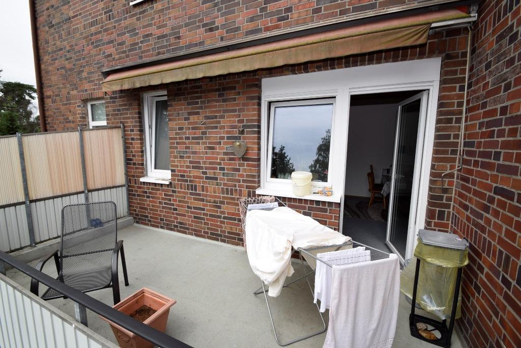 Balkon im EG rechts