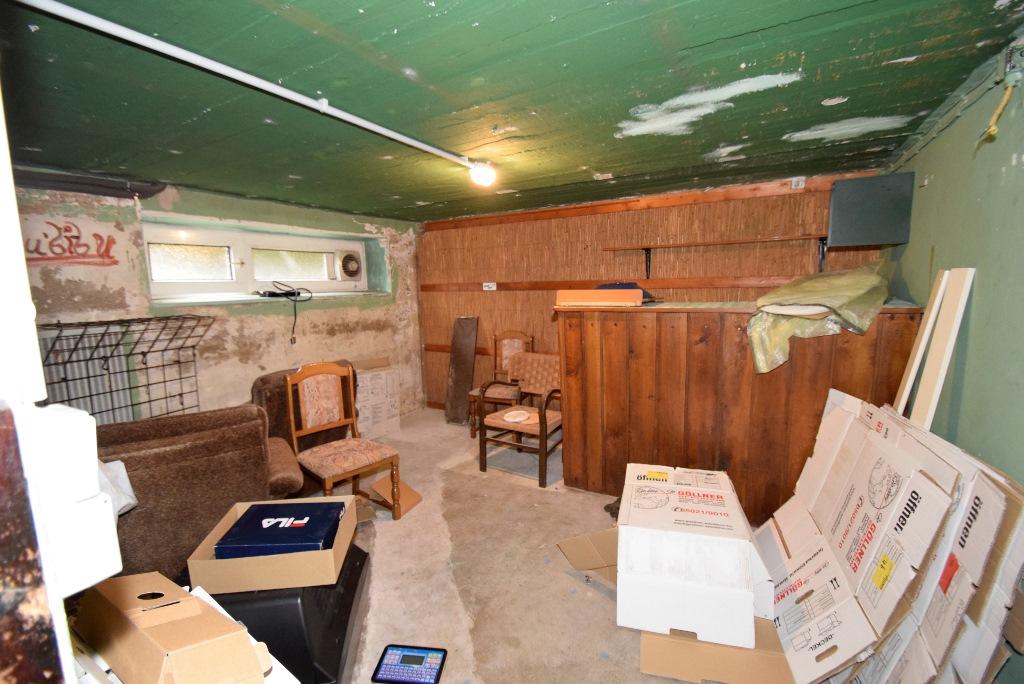 Kellerraum zur EG Wohnung