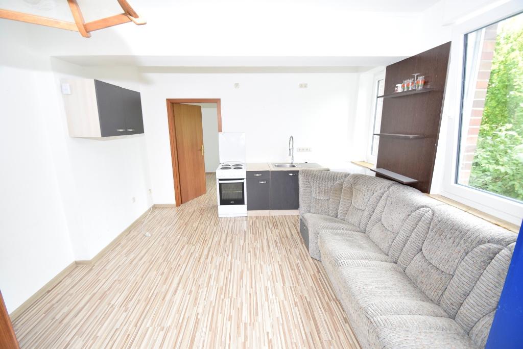 offene Wohnküche linke Wohnung