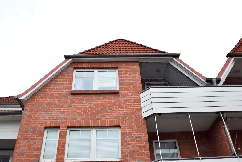21. DG Wohnung mit Balkon und Spitzboden