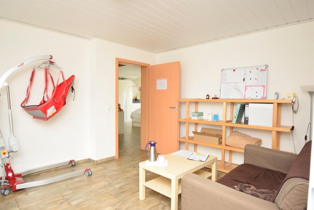 17. Pflegekraftzimmer