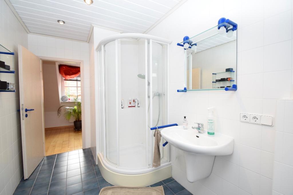 31. Dusche im Gäste Bad im OG