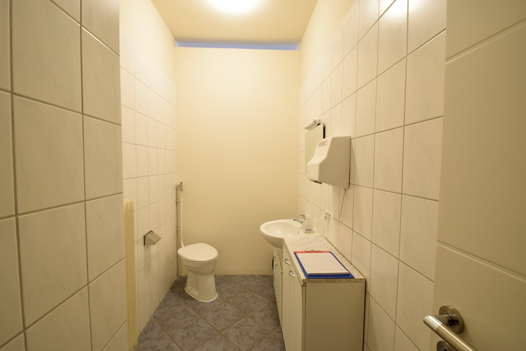 WC Anlage