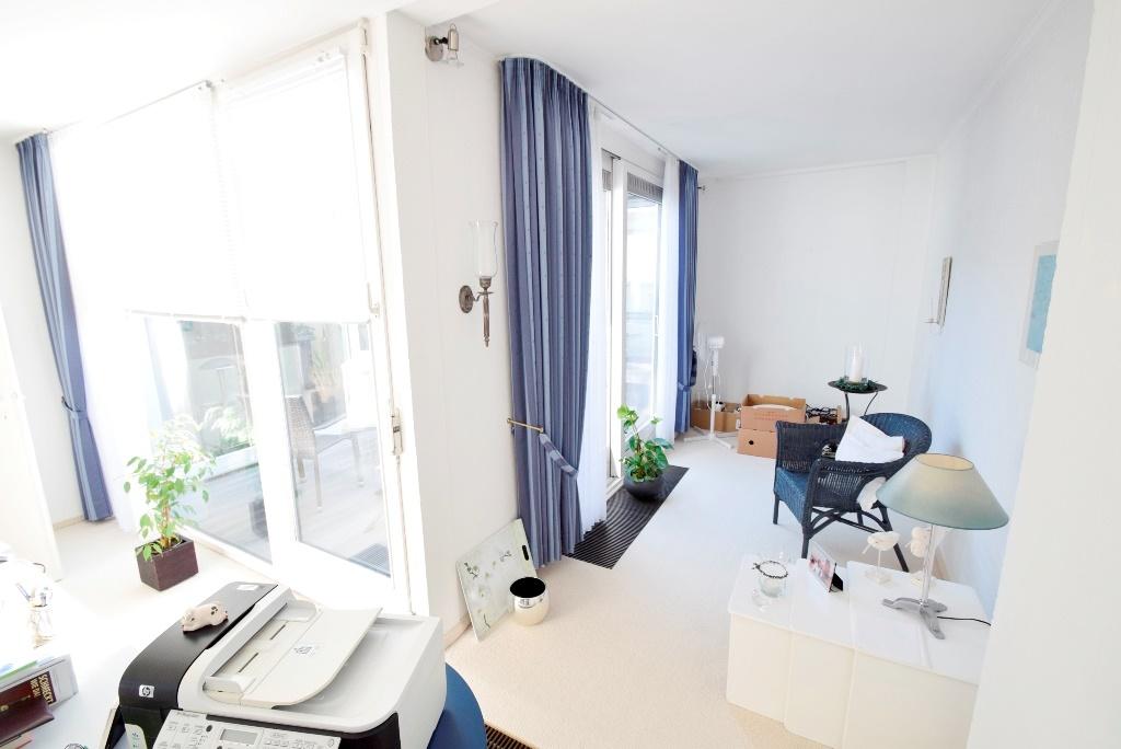 Büro mit Sitzecke