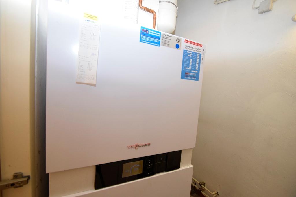 Viessmann Gas Zentralheizung