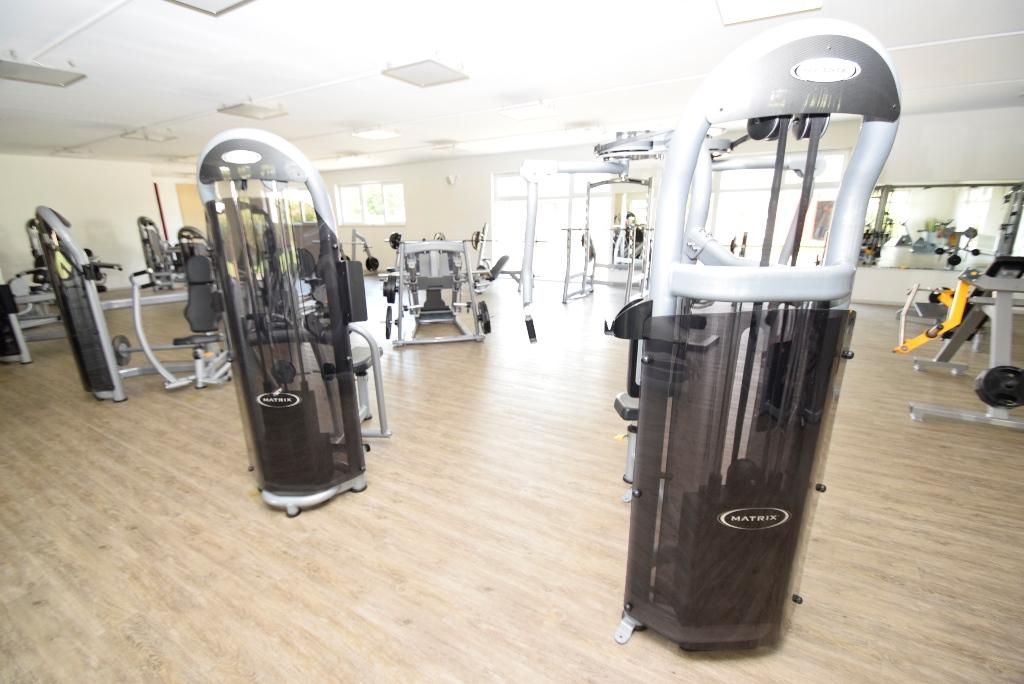 Blick in den Trainingsraum