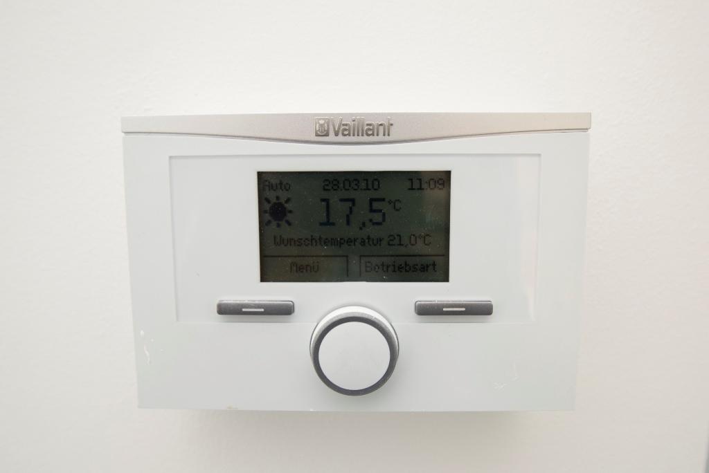 Digitale Temperatur-Steuerung