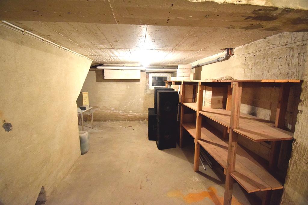 Lagerraum 1  im Keller